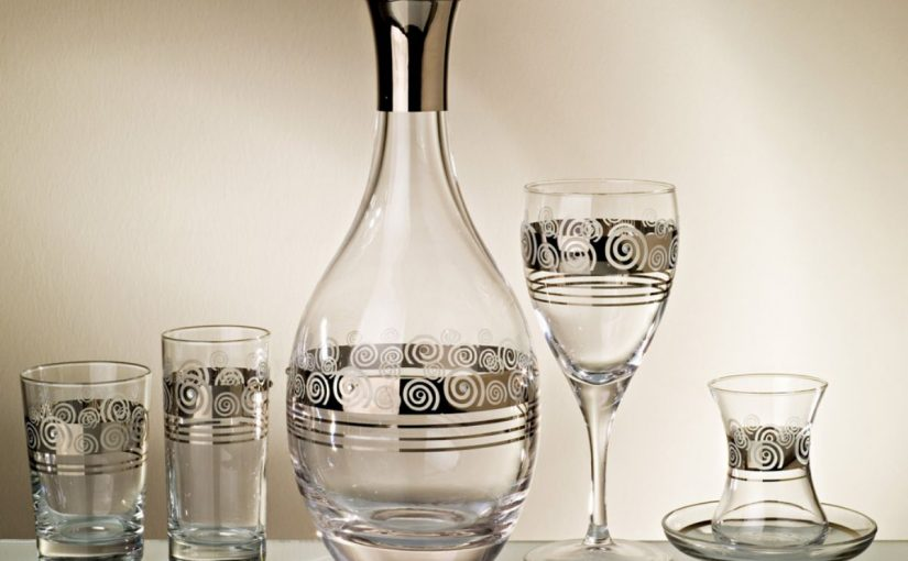Why glassware will have bubble