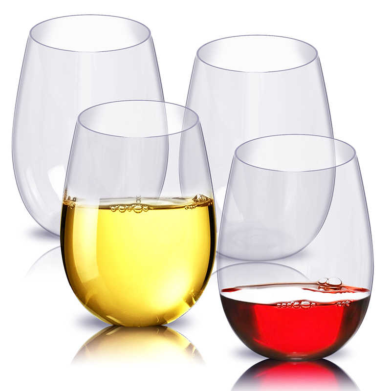Do you know that the glass cup also can be elegant and delicate