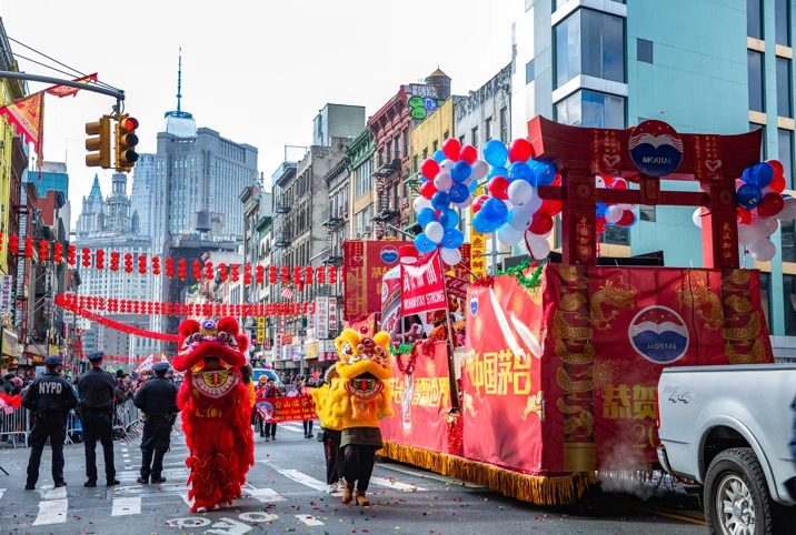 Chinese New Year in the World