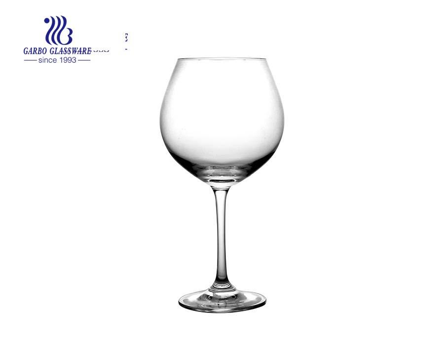 Kristallweinballongläser 800ml Großes rotes weißes Weinglas