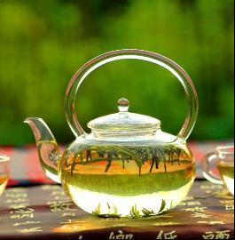 Brife introduction for borosilicate glass teapot