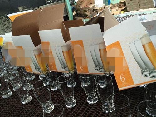 How do we guarantee our glassware quality