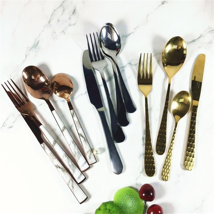 What is the craft of stainless steel cutlery?cid=3