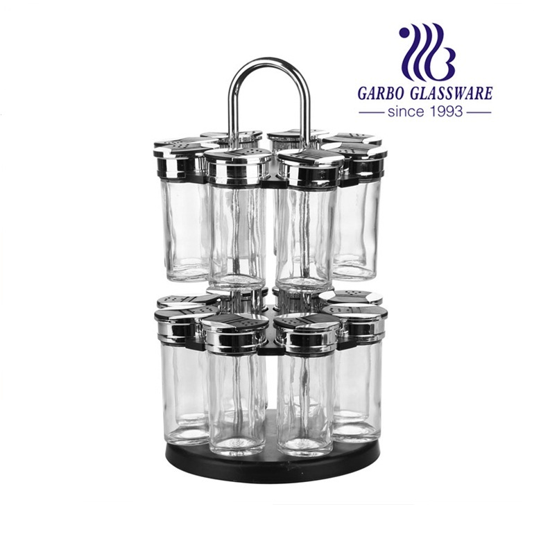 Condiment jar for kitchen use