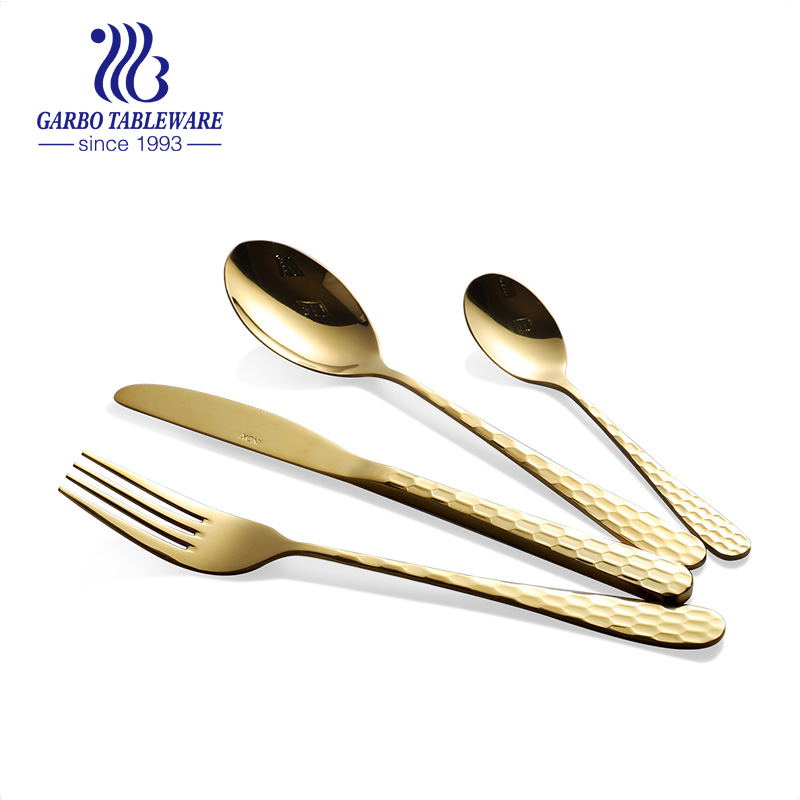Top 3 best seller of stainless steel cutlery collection from Garbo Tableware