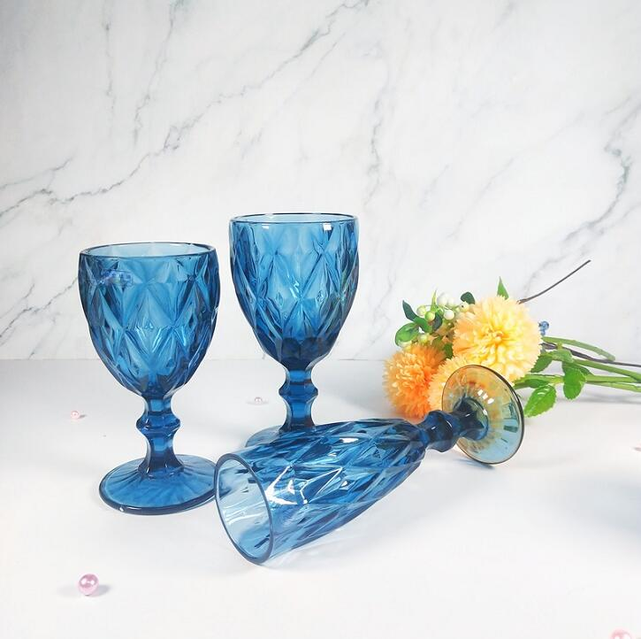 Tại sao Đồ uống thủy tinh nhiều màu lại được ưa chuộng trên thế giới