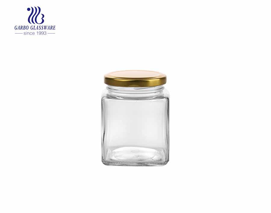 Useful Glass Storage Jars Clear Glass Storage Jars