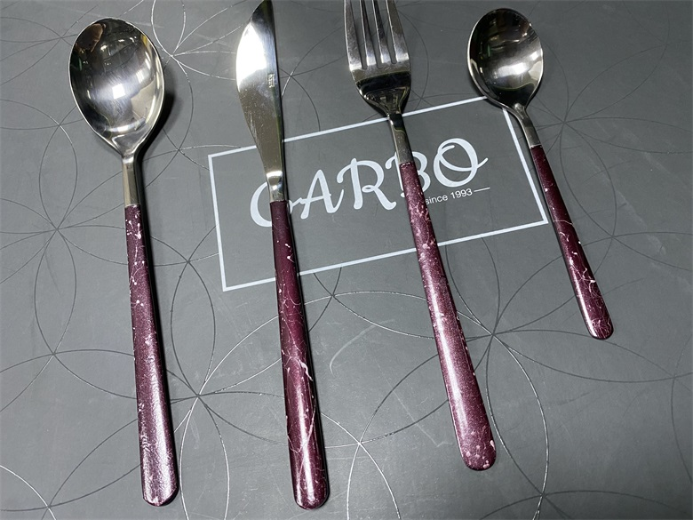 How to make variations on handles of stainless steel cutlery?cid=3