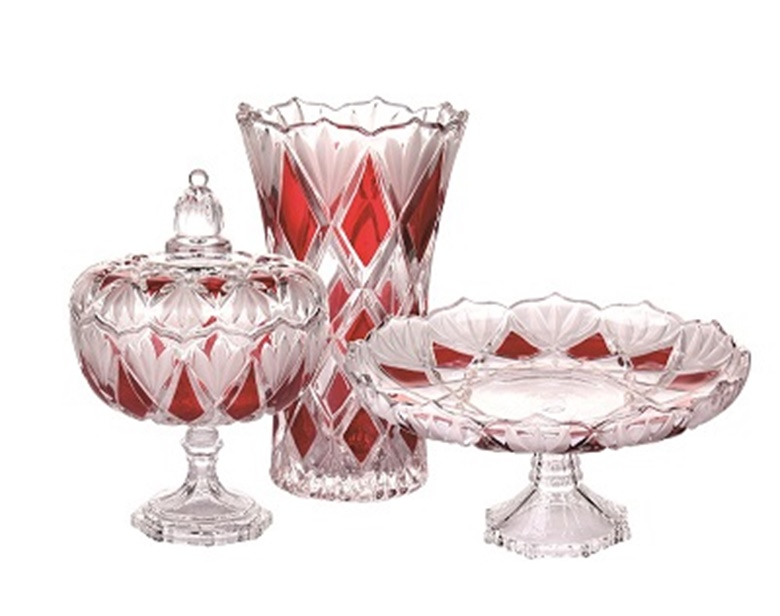 What are the most exported glass fruit bowls in China