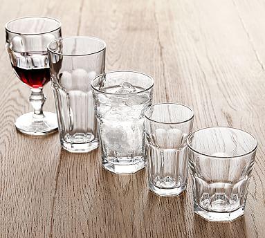 Selected standard of glassware