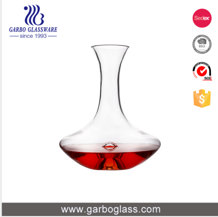 How to use Garbo's decanter?cid=3