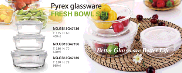 Why we insist on using glass lunch box