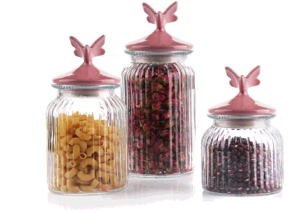Why do we prefer to store food in glass storage jars?cid=3