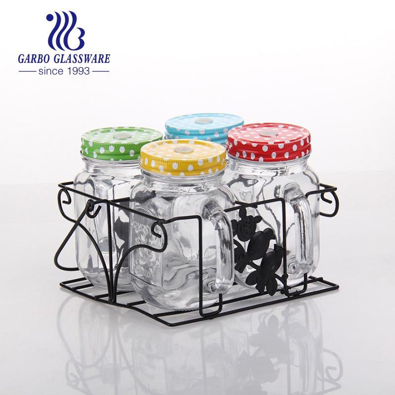 Top 5 fashion glass mason jar in this summer