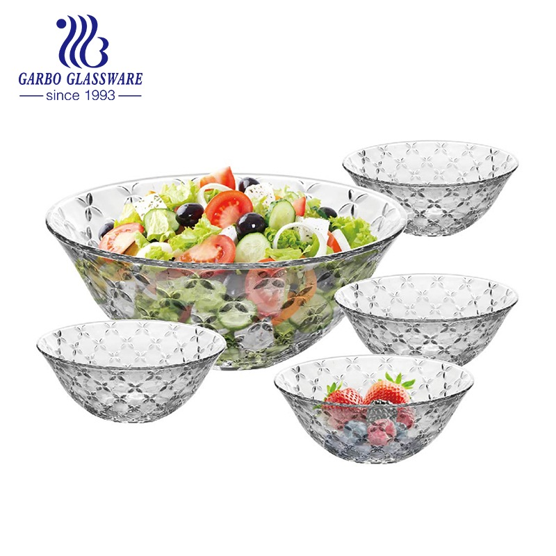 Would you like to know more details about the hotselling salad bowl in Garbo Glassware?