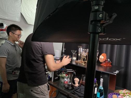 ガルボがシリーズ商品の動画をお見せします