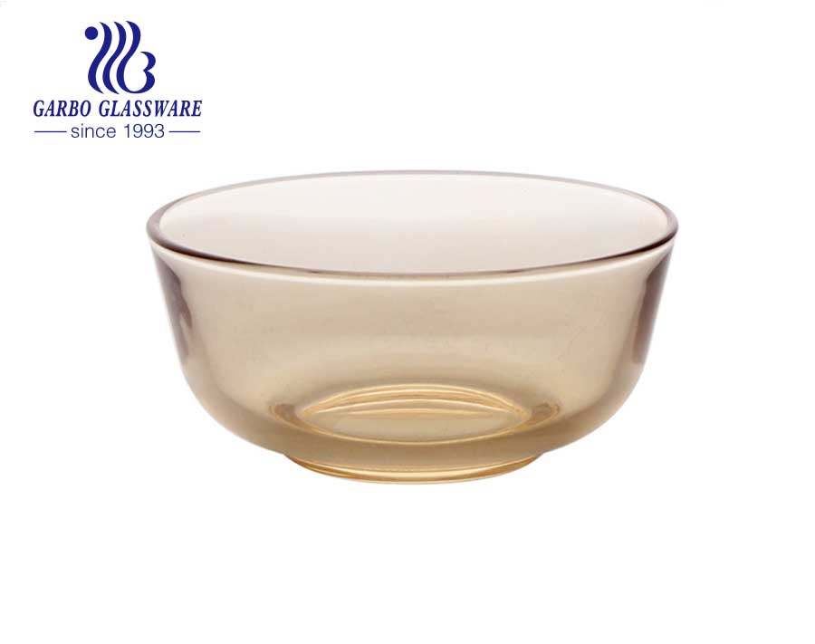 glass bowl garbo