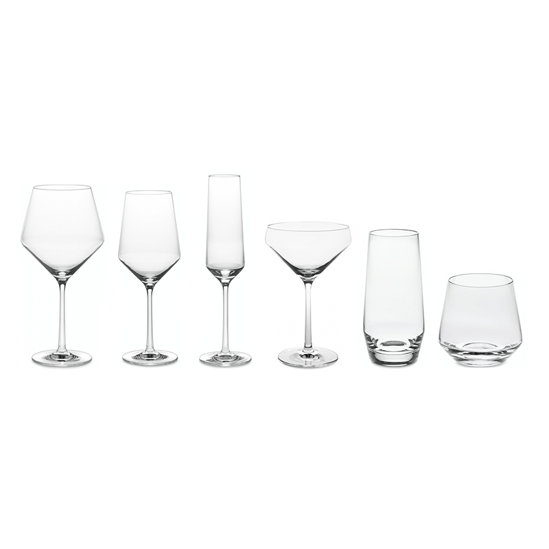 Two defects of glassware