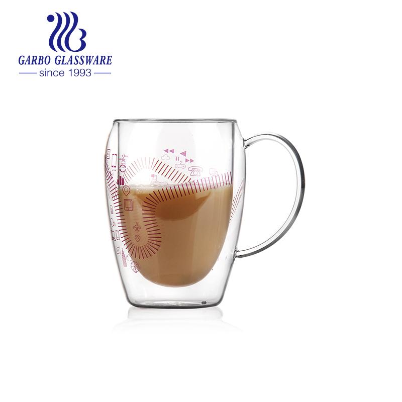 Garboガラス製品のトップ5の最高のガラスコーヒーマグは何ですか?cid = 3