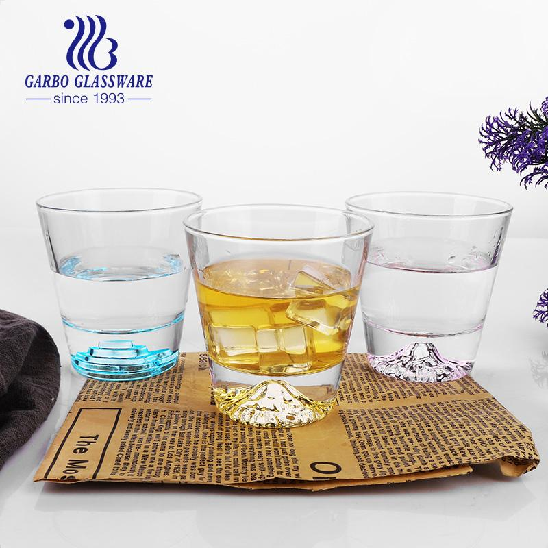 New Launch! Ice burg and Snow Mountain Design Whiskey Glass