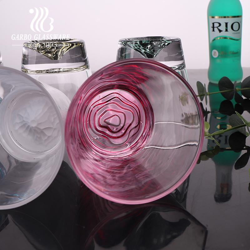 إطلاق جديد! Ice burg and Snow Mountain Design Whiskey Glass