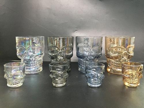 Glassware for the festival Halloween