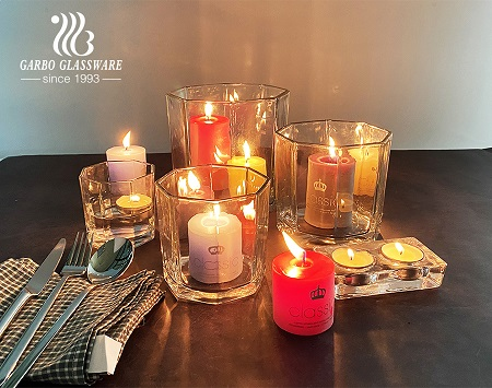What are the top 2 glass votive cup I like from Garbo Glassware?cid=3