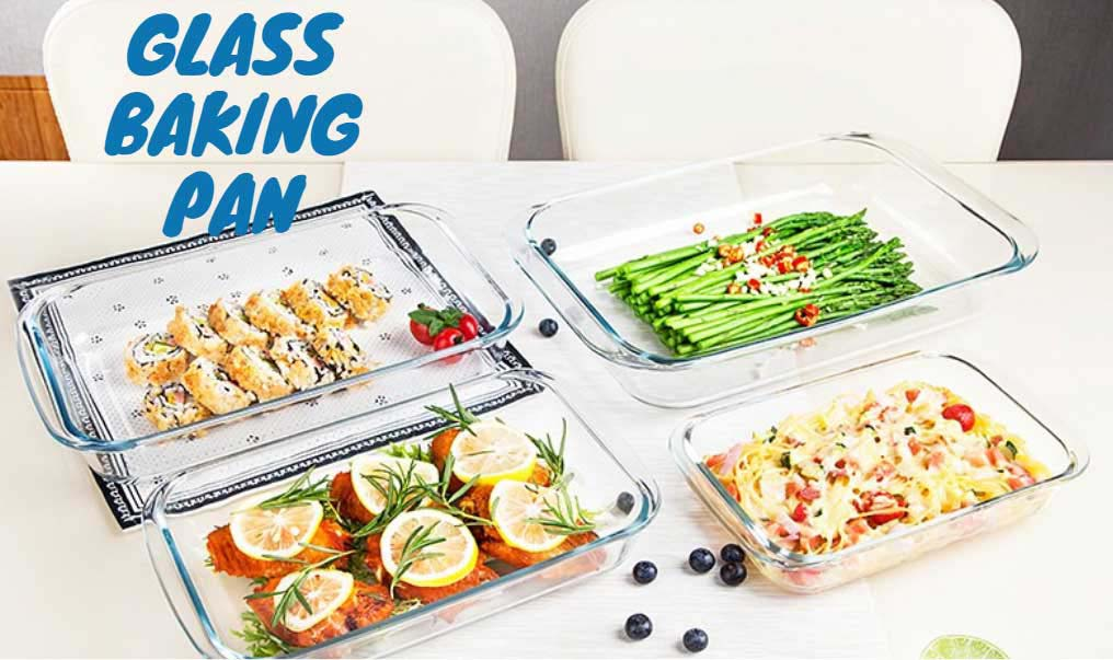 Oven safe rectangle borosilicate glass baking plate/glass dish/glass baking tray