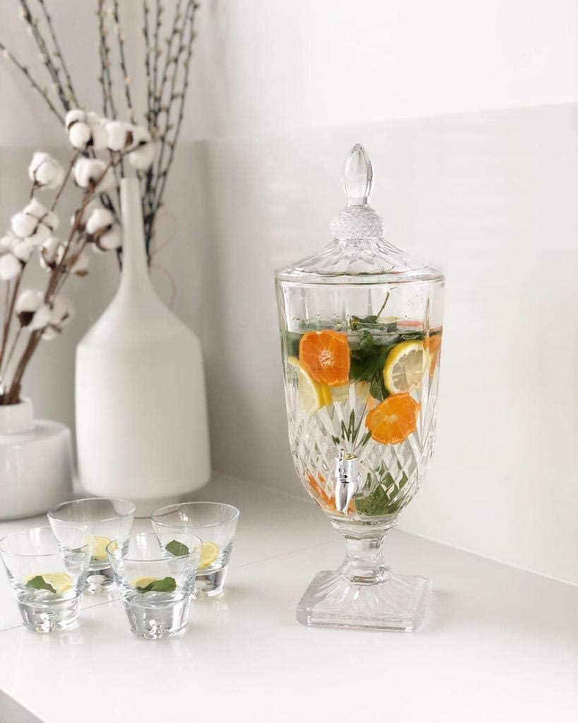 Which glass dispenser is my favorite one, design, and size?cid=3