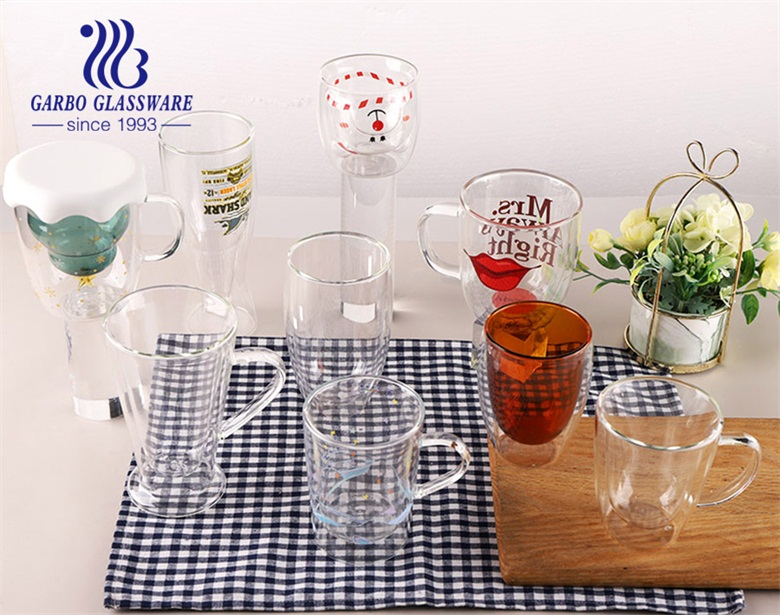 Why the double wall borosilicate glass cup so popular