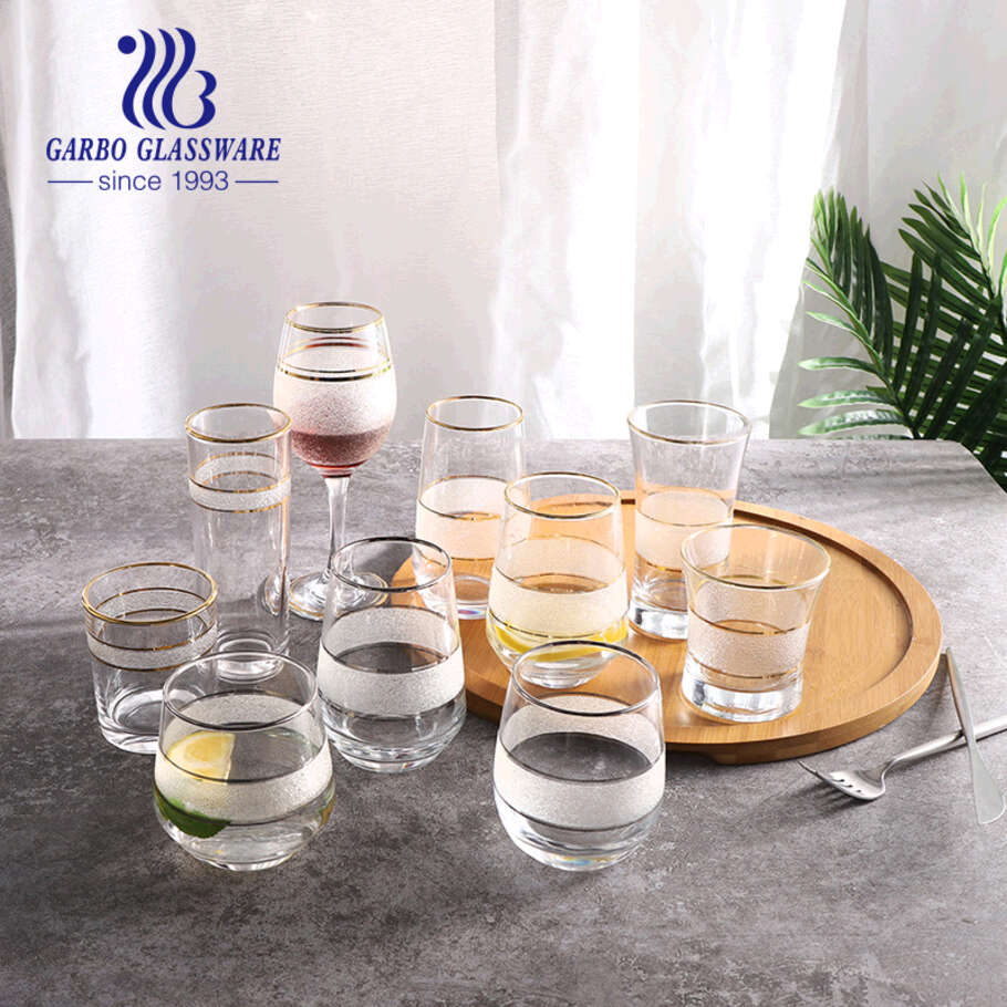 Some strategies to refresh your glassware products and make them new