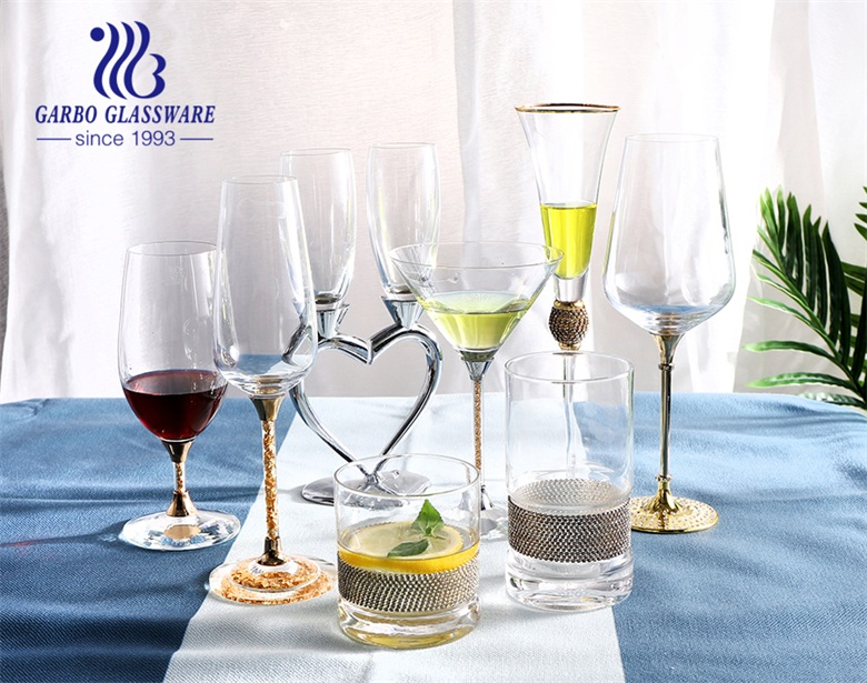 Why Heart- Shaped Glassware So Popular
