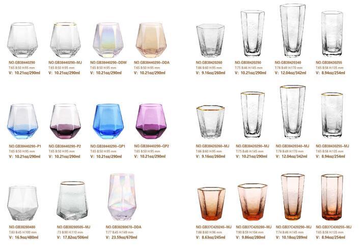 ガルボデザイナーがガラス製品のデザインについて語る