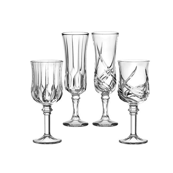 南アメリカの卸売業者購入計画における4つの不可欠なガラスコップ