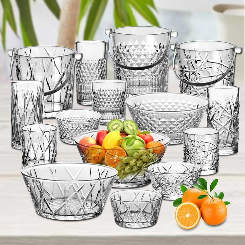 パキスタン市場で最も売れているガラス製品
