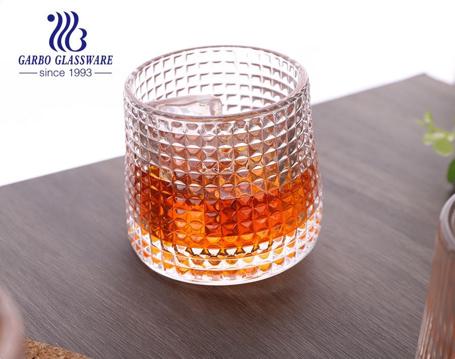 ガルボウィークリープロモーション:回転ウイスキーグラス