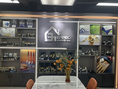 A new stage of Garbo International Glassware and Tableware