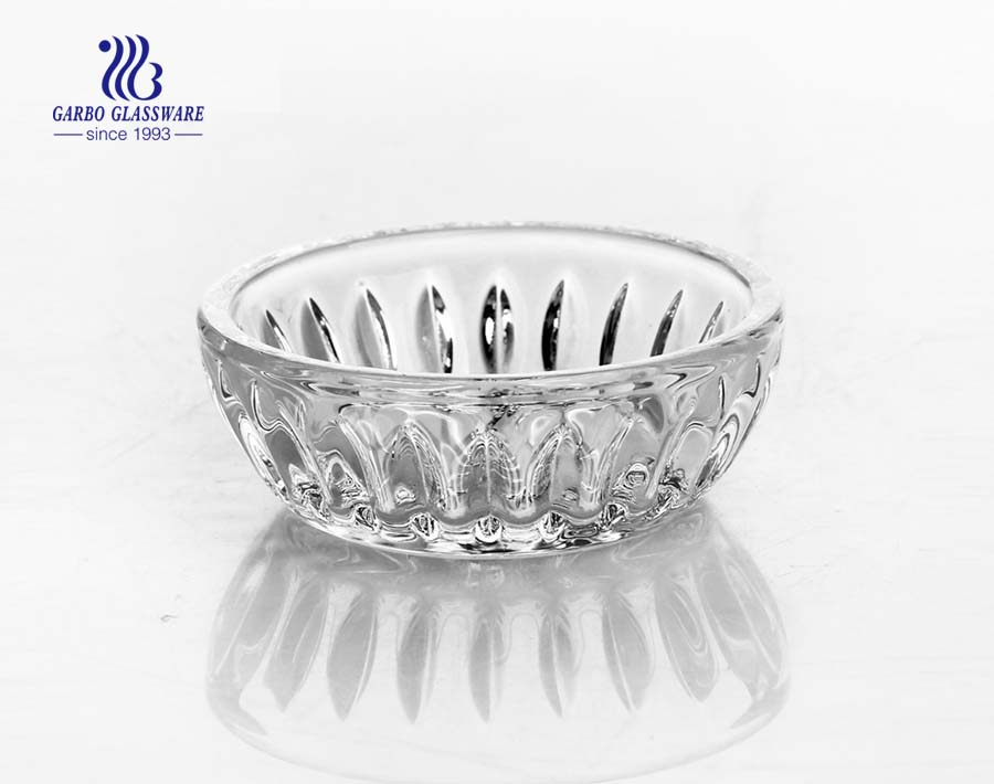 STOCKED Cheap price Glass serving bowl made in China