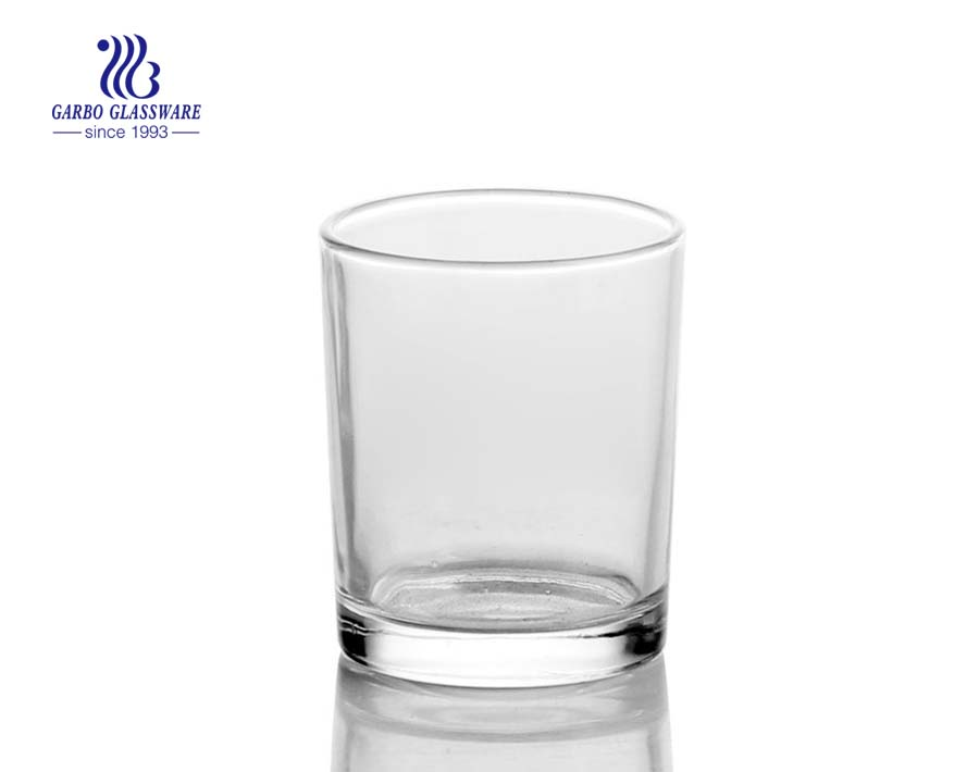 cheap 100ml water and tea glass cup