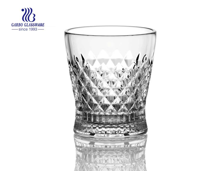 9 oz New high quality whisky glass tumblers for wine