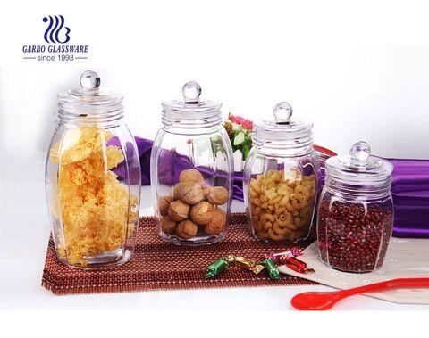 25L Frasco de vidrio de grado alimenticio Frasco de vidrio para conservación