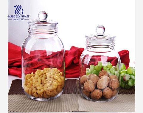 25L Food Grade Glass Jar Glass Storage Jar for Preserving