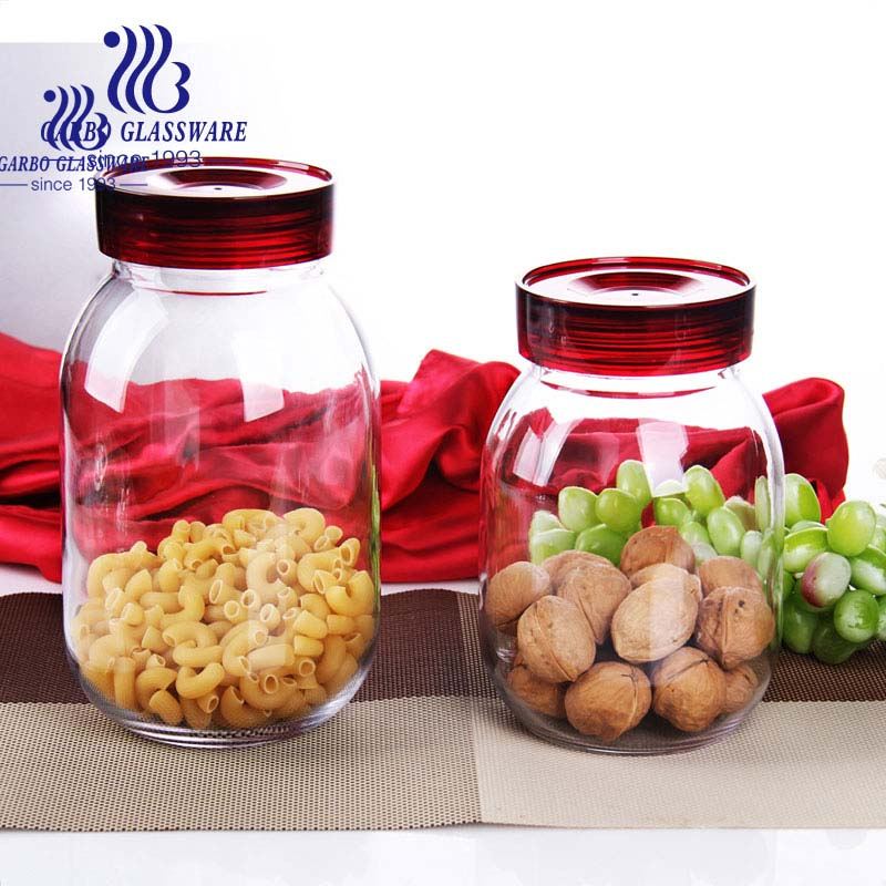 25L Food Grade Glass Jar Glass Storage Jar for Preserving