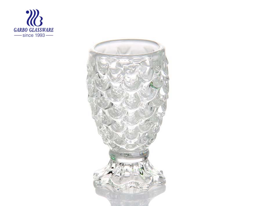 6oz  High Quality Fish Glass Tumblers China Supplier