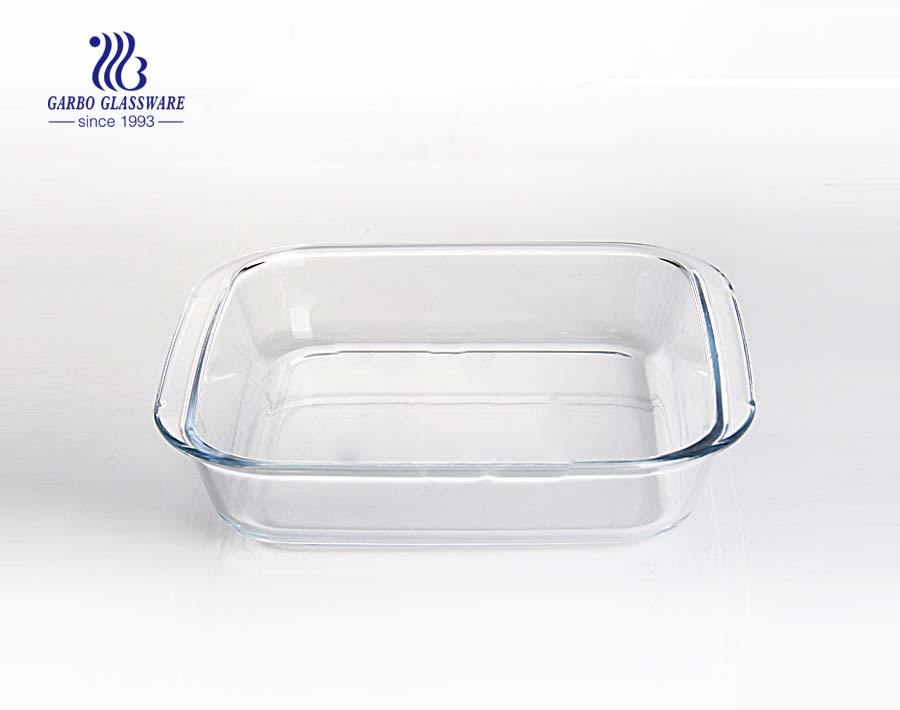 Pyrex 1.5L Backglas Suppentopf mit Ohrgriff