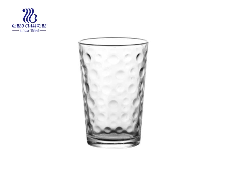 7oz new design water glass tumblers