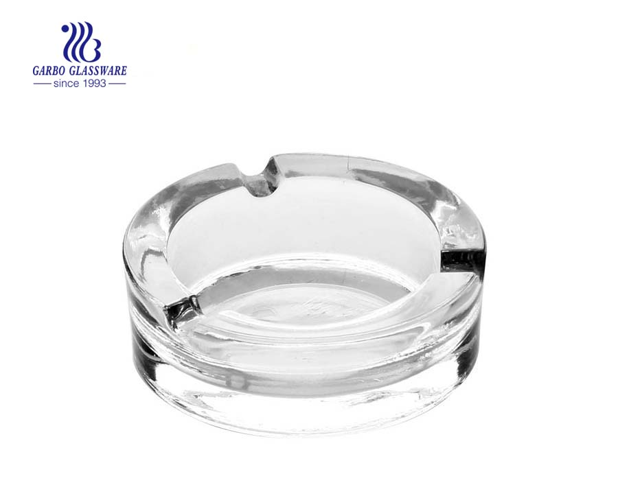 discount price glass ashtray