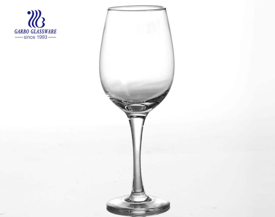 450ml Glass stemless beer blown factory China cheap