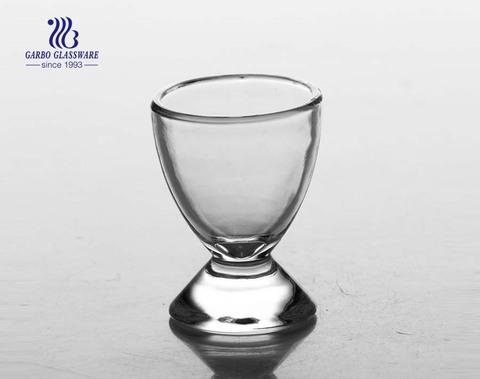 1.6 oz Copo de shot feito à mão para beber vinho