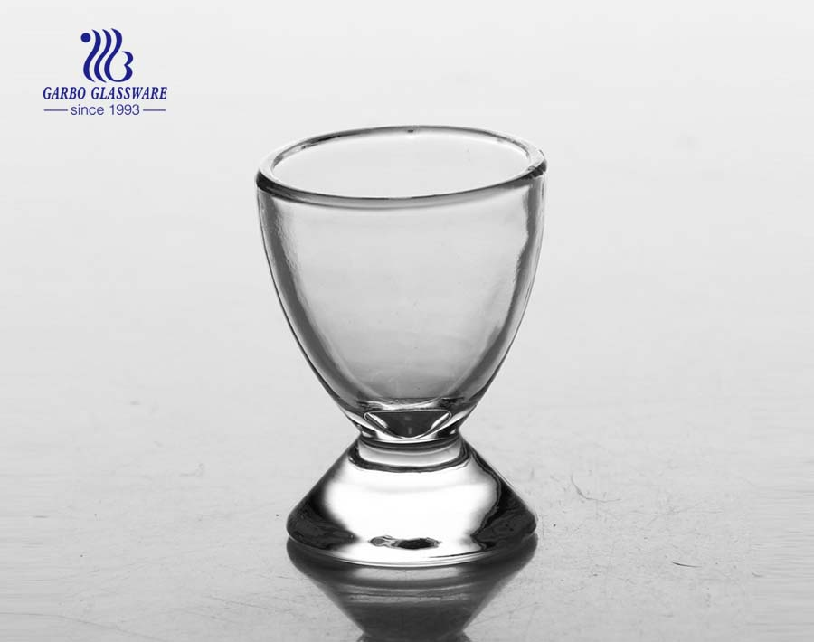 1.6oz Hand made shot glass for wine drinking